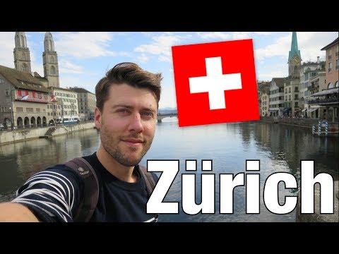 GRÜEZI AUS DER SCHWEIZ | Spontan-Trip nach Zürich