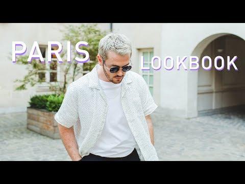 Paris Fashion Week Lookbook!