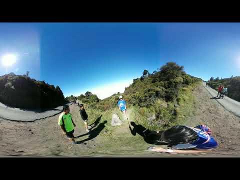 Mirador Irazu Volcano 2019 360°
