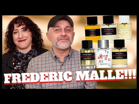 TOP 20 FREDERIC MALLE FRAGRANCES RANKED | MY FAVORITE FREDERIC MALLE PERFUMES