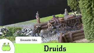 Inspiration Quest #1: Druids