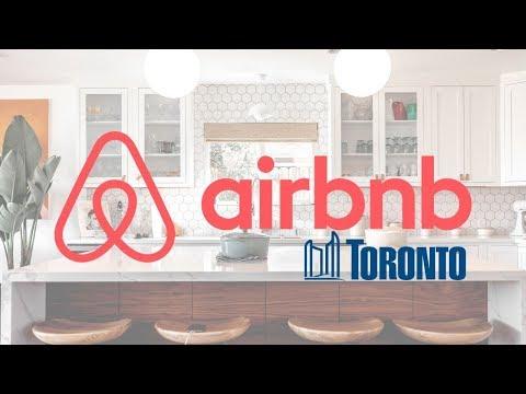 New Toronto AirBnB Rental Regulations (2019)