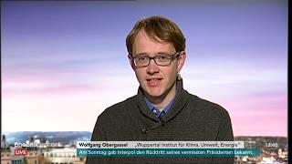 """""""Die Erderwärmung kommt schneller und folgenreicher"""" - Sonderbericht des Weltklimarates IPCC"""