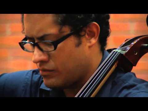 Modesta Bor, Suite para violonchelo y piano / I. Andante espressivo