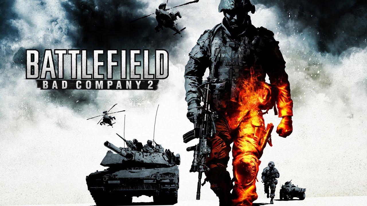 تحميل لعبة battlefield bad company 2