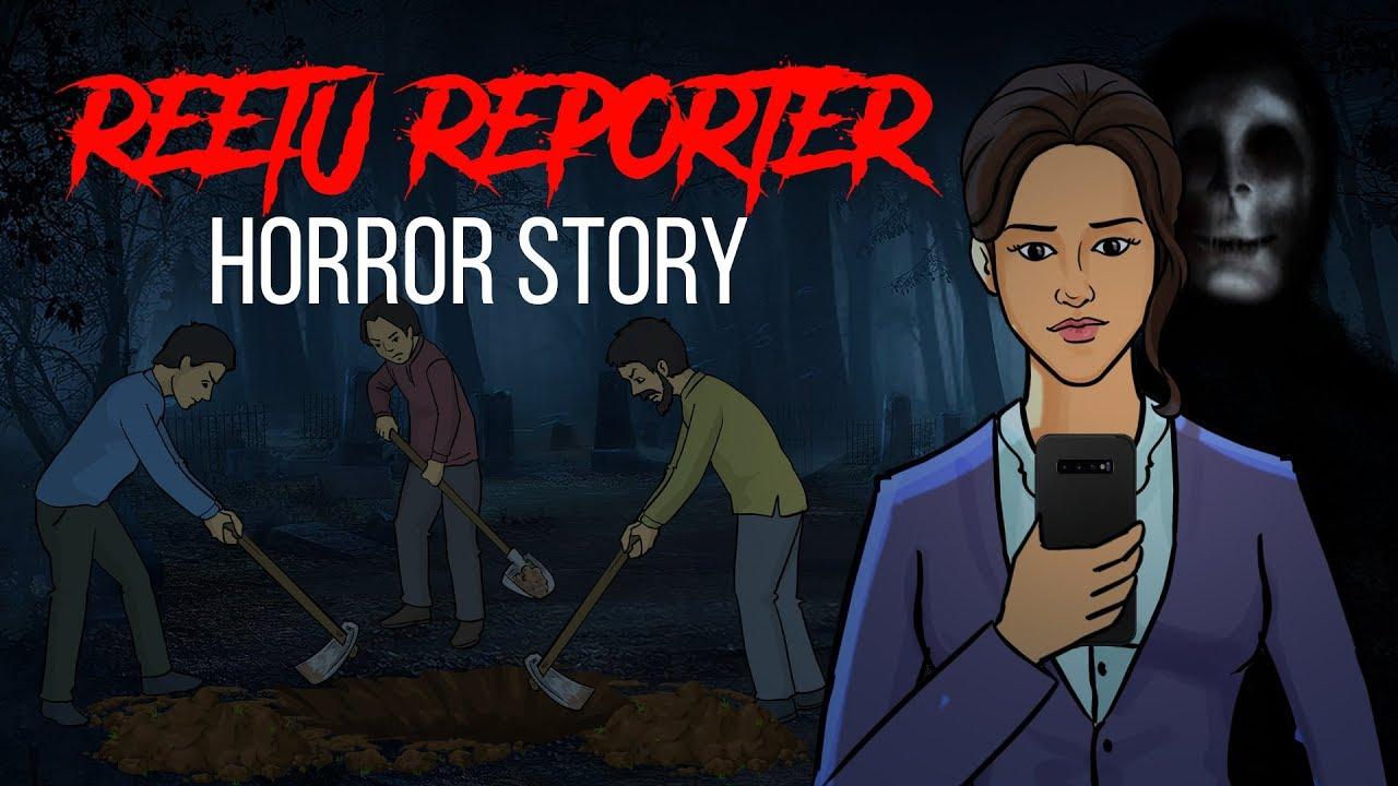 News Journalist | Hindi Horror Stories | Khooni Monday E57 🔥🔥🔥