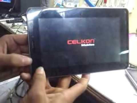 Copy Of Celkon Tab C910 Hard Reset