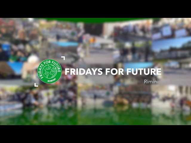 Fridays For Future Rimini