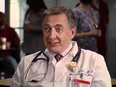 Dr. Kelso: Sie Nicker