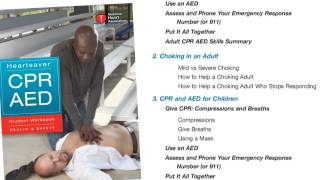 Heartsaver CPR AED Online Part 1 Demo
