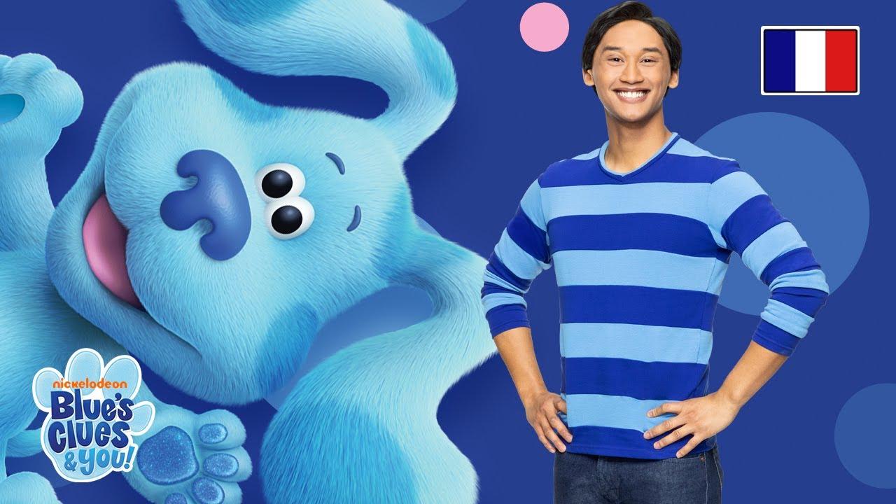 Résoudre des problèmes ensemble, c'est mieux   Blue's Clues & You!