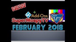 Spanish / Latino Addon | How to Install SuperMospyTV Addon for 17.6 Krypton Kodi - Updated