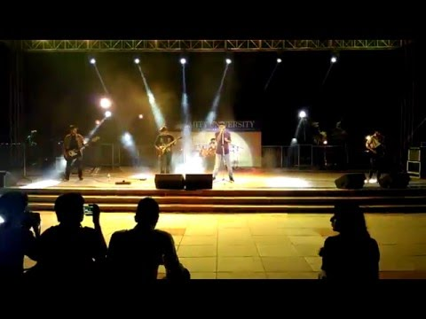 Anticlock - Voice of the  unheard(live at amity jaipur) O.C