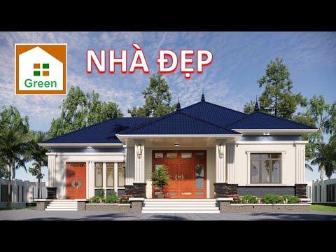 NHÀ ĐẸP 2021 Mẫu Nhà Vườn Đẹp 4 Phòng Ngủ Cảm Ơn Anh Quang Hòa Ở Vĩnh Phúc