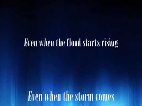 Washed By The Water - NEEDTOBREATHE (lyric video)