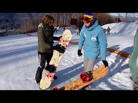 Lecția de Snowboard - Școala de Ski și Snowboard, Straja, Hunedoara, Romania
