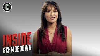 What Was Jenn Sterger's Toughest Interview? - Inside Schmoedown thumbnail