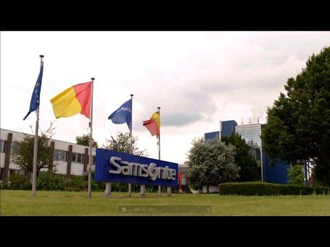 TRANSPORT.TV 33: Samsonite efficiënter dankzij softwaretechnologie van Stream Software