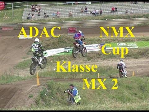 News Motorsport - 56. Moto-Cross - ADAC NMX Cup - Klasse MX 2 - Grambeker Heidering 08.07.2017