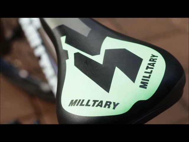 BMX FUNKY MILITARY by RMB (Element)