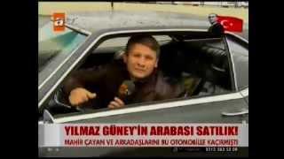 ATV BUICK 39 IN GÖLGESİNDE YILMAZ GÜNEY ANILARI VE İKOD