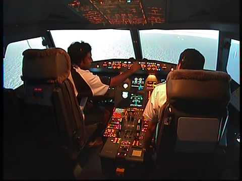 How to fly an Airbus A320