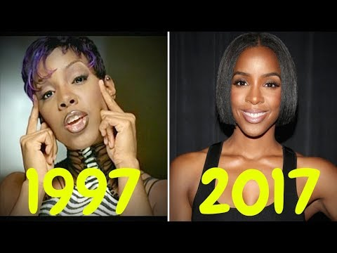 The Evolution of Kelly Rowland 1997  2017