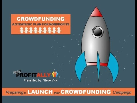 Raise Money with Crowdfunding - A Strategic Fundraising Plan