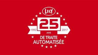 LC CHOLET - 25 Ans de traite automatisée - 3 générations Lely - FR