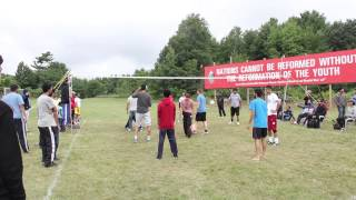 National Ijtima 2014 - Volleyball Highlights