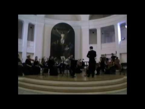 А. Вивальди. Концерт -Лето- Исполняет Трофим Антипов