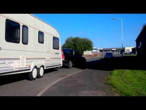 Reversing a caravan pt2
