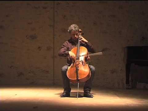 JS Bach - Suite pour violoncelle / Raphael Pidoux