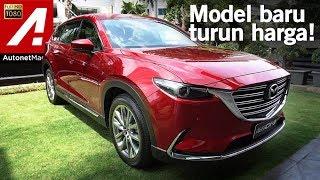 Mazda CX-9 SkyActiv Turbo First Impression Review by AutonetMagz