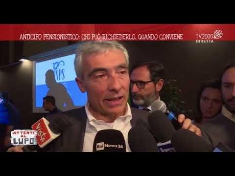 Intervista a Tito Boeri, presidente Inps