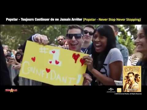 Popstar:Toujours Continuer de ne Jamais Arrêter (Popstar: Never Stop Never Stopping) - Bande Annonce