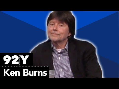 Ken Burns and Artemis Joukowsky discuss the craft of filmmaking