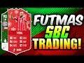FUTMAS CARD SBCS! - INVESTMENTS, TRADING & POTENTIAL REQUIREMENTS! (FIFA 18)