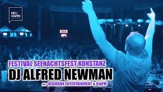 DJ ALFRED NEWMAN - Seenachtsfest Konstanz (by Neumann Entertainment)