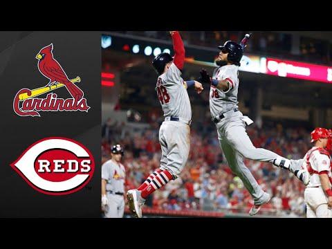 Cardinals Vs Reds Highlights (7/19/19)   MLB Highlights