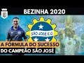 O planejamento que fez do São José campeão da última divisão paulista | UD EXPLICA