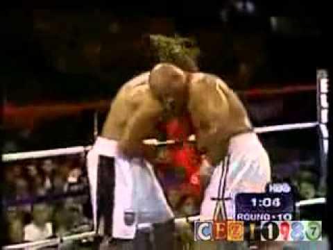 George Foreman vs Shannon Briggs