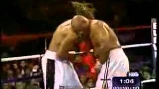 George Foreman vs Shannon Briggs (Highlights)