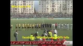 تقريرحصة من الملاعب لقناة الثالثة عن مباراة اتحاد البليدة  ضد أهلي البرج 1-1