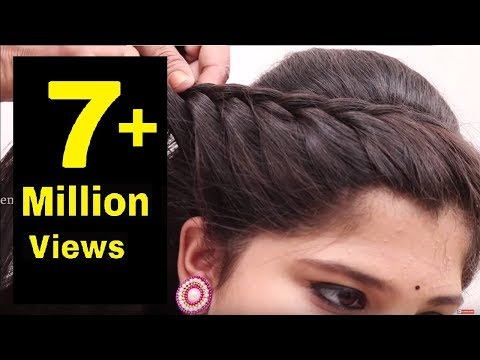 Easy Hair Style for Long Hair Videos 2017