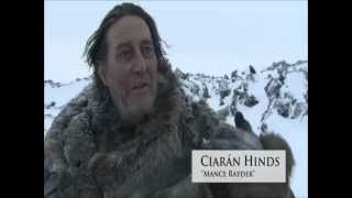 Making of Game of Thrones saison 3 en Islande VOST FR