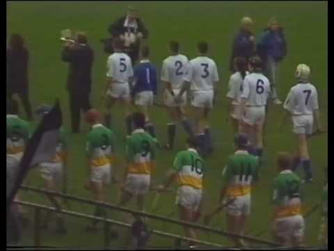 All Ireland Under 21 Hurling Final 1992 Waterford Vrs Offaly
