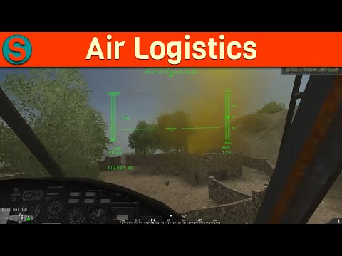 Project Reality v1.3: Air Logistics (Full Round)