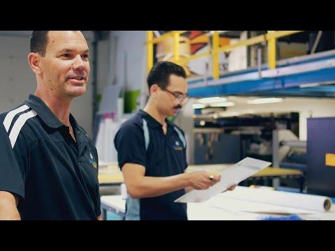 Direct Image Perth, WA for Océ Canada