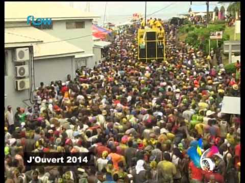 Grenada J'Ouvert 2014